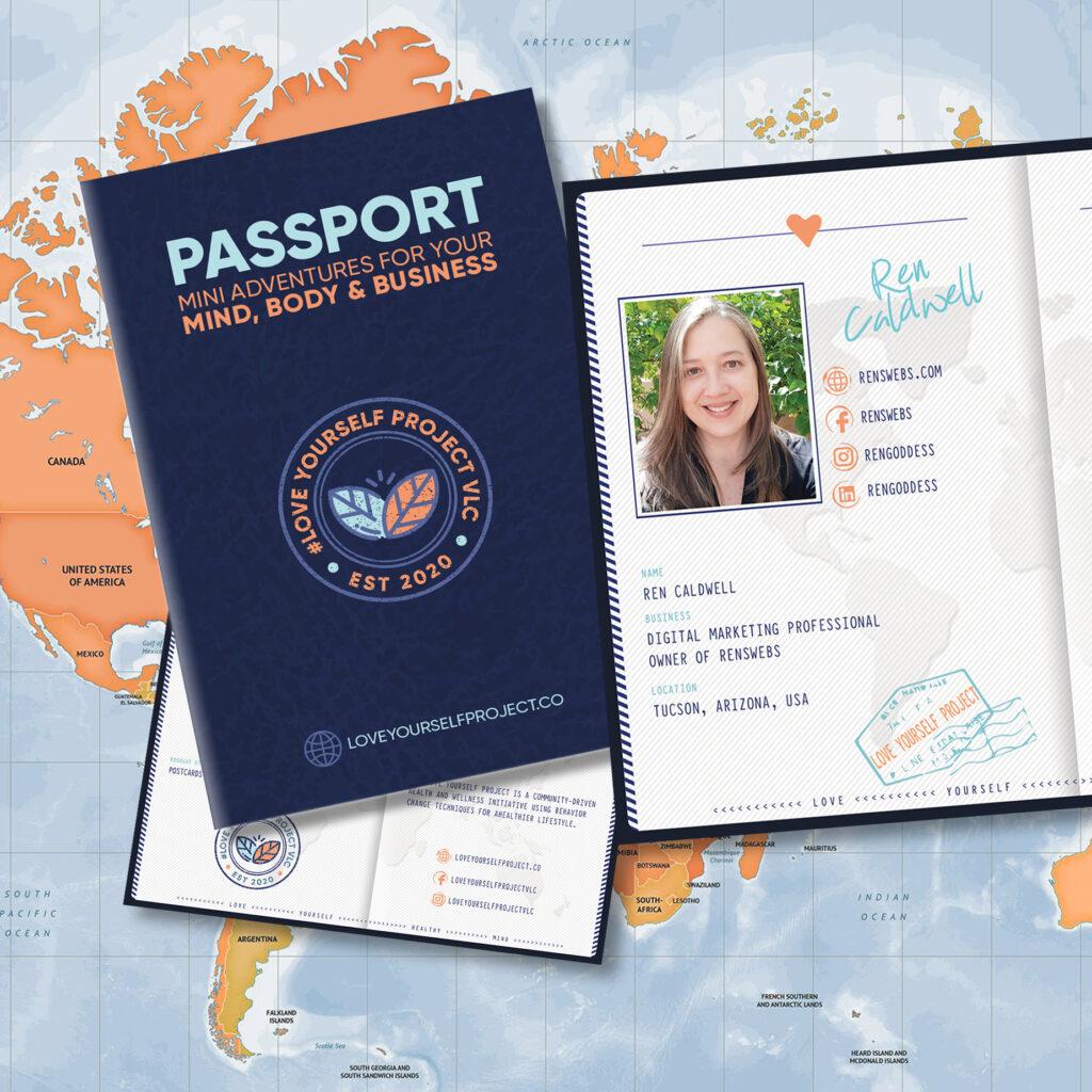 Ren Caldwell LYP Passport