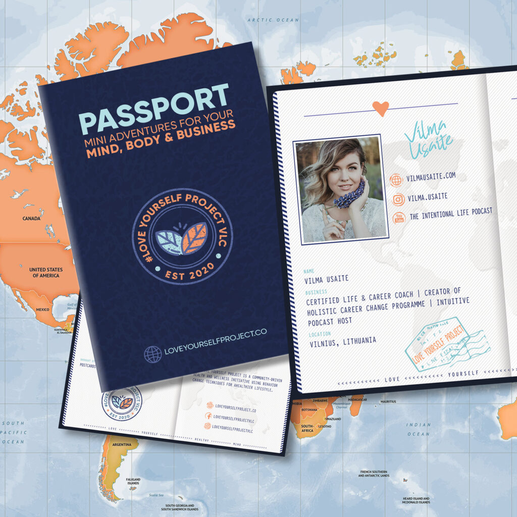 Vilma Usaite LYP Passport