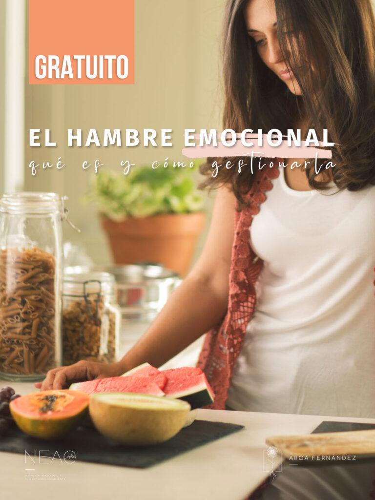 El hambre emocional: qué es y cómo gestionarla