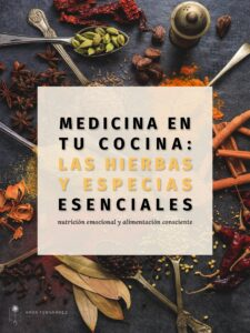 Medicine in your kitchen: essential herbs and spices
